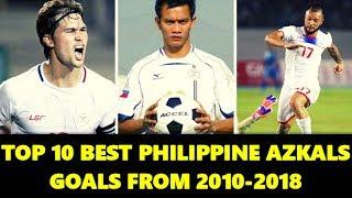 Video Top 10 Best Philippine Azkals Goals Compilation   2010-2018 Azkals Best Goals MP3, 3GP, MP4, WEBM, AVI, FLV Desember 2018