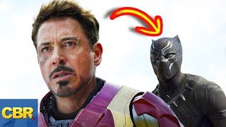 Try out ThePremium Network for free:  http://goo.gl/YyuRUyWhat Marvel superhero besides Black Panther got a piece of Iron Man? 10 Times Iron Man Was Defeated By Other Superheroes! Subscribe to our channel: https://goo.gl/wMuSDDFor all of Tony Stark's genius, money and tech at his disposal, he's not invulnerable. He's created one of the most powerful superhero suits in modern time yet even that can't stop him from the anger or cunning from a well prepared adversary. Many superheroes in the Marvel universe and fought and won against Iron Man. Those including Homecoming's own Spider Man, who actually took out his anger on Tony after the death of someone close to him. The Winter Soldier, The Black Panther, Black Widow and Kitty Pryde have all found interesting ways to take out the Avenger, from using Mr. Clean to phasing through him to disrupt the technology in the suit. Black Window even played Tony for a fool, tricking him into defeat. Thor and Hulk on the other hand gave him epic beat downs. While Hulk's definitely was painful, we gotta say that Thor's may have been the most epic-and brutal-on this list. We definitely don't want to get on Thor's badside. Even Cable had it in for Iron Man at one point, as did Psylocke and Tony's romantic interest, Miss Pepper Potts. We were equally surprised to learn that she once picked up an Iron suit and used it against Tony Stark in what was surely a much deserved whooping. Despite all this though, Tony still remains one of our favorite characters in the Marvel roster! Even if he did deserve some of his loses. We can't all be perfect, no matter what Tony thinks.