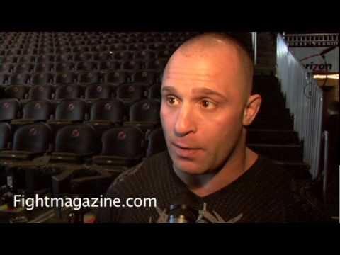 Matt Serra picks Dan Hardy over Georges StPierre at UFC 111