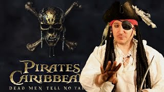 Pirates of The Caribbean: Dead Men Tell No Tales Review by Collider