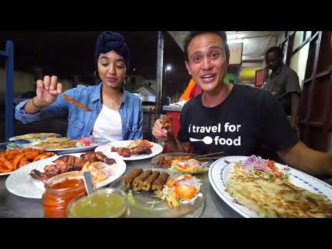 The Ultimate KENYAN STREET FOOD TOUR in Mombasa   Coastal East African Food, Kenya! 4