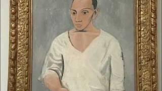 Self-portrait 1906 (picasso)