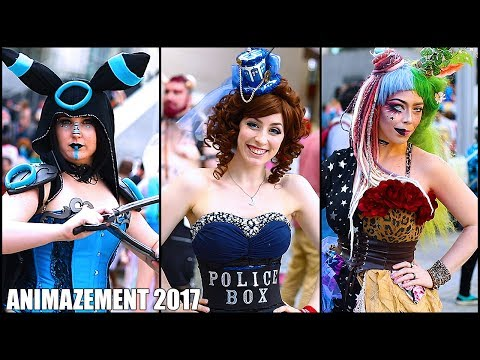 Animazement 2017 Cosplay Music Video