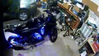 9. 2011 CBR250R Mods and Walkaround