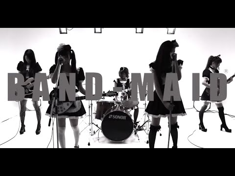 band maid - thrill