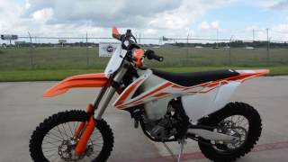 1. $8,999:  2017 KTM 250 XC-F Overview and Review