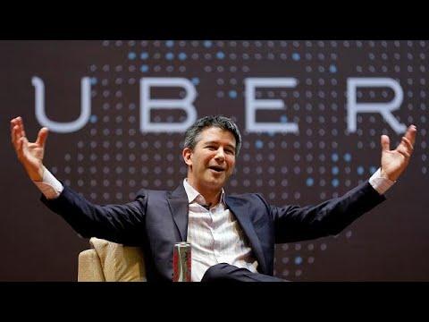 Πουλάει μετοχές της Uber ο Καλάνικ