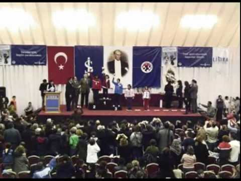 2011 Türkiye Küçükler Satranç Şampiyonası Kapanış Töreni