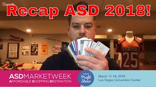 Video ASD Show Las Vegas 2018 Recap, Wholesale Purchases and Big Things to Come MP3, 3GP, MP4, WEBM, AVI, FLV Juni 2019