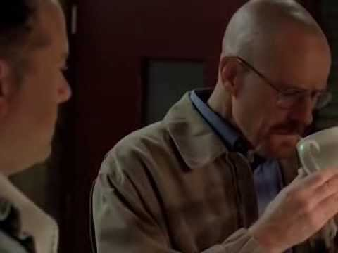 Breaking bad Walter White Coffee Commercial