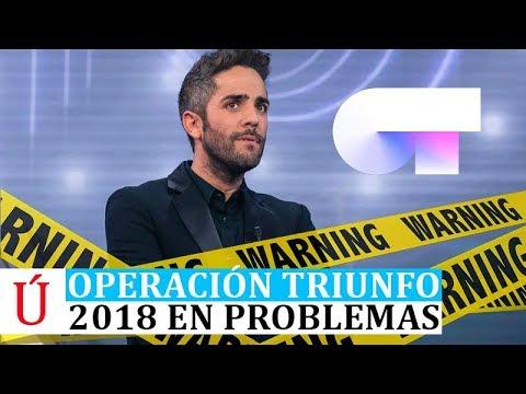 Operación Triunfo 2018 en problemas, después del anuncio de RTVE antes de la Gala 5 de OT 2018