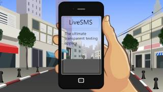 LiveSMS YouTube video