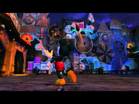 Disney's Epic Mickey - Trailer [HD]