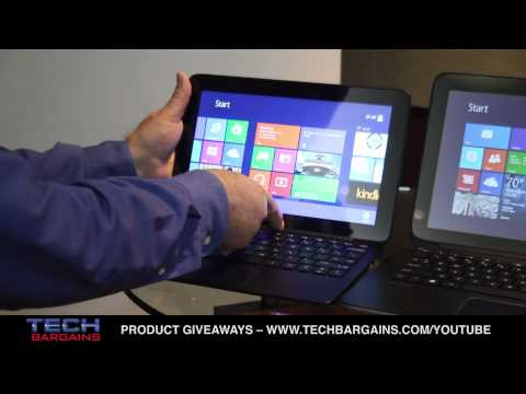 HP Pavilion Line Preview (HD)