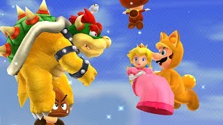 Super Mario 3D Land Final Castle with Luigi (Alternate Ending)Playthrough of World 8-Final Castle in Super Mario 3D Land for the Nintendo 3DS. This video also includes the Ending & Credits after beating Bowser. Below is a playlist with all of my gameplay videos for this gameSuper Mario 3D Land 100% Walkthrough Playlist:https://www.youtube.com/playlist?list=PLN_ilAf6ExtIq8Mc0djS-kaSnW92BxLlzAbout the game:Developer: Nintendo EADPublisher: NintendoPlatform: Nintendo 3DS
