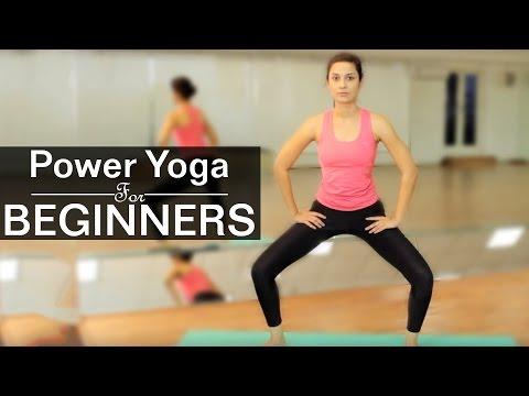 10 Minutes Power Yoga Sequence For Beginners