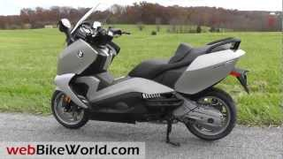 6. BMW C 650 GT Scooter