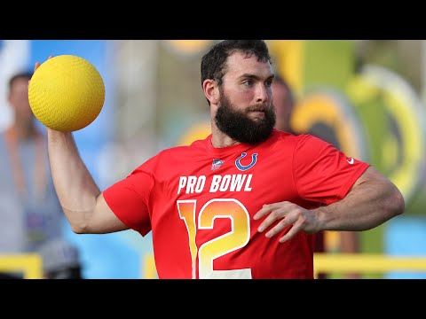 Dodgeball: 2019 Pro Bowl Skills Showdown  NFL Highlights