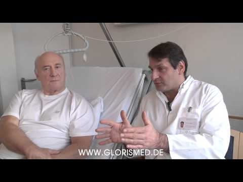 Эндопротезирование тазобедренного сустава в Германии. Ревизионная операция.