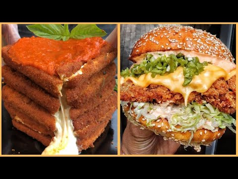 So Yummy   The Most Amazing Delicious Mouth Watering Food Ideas   Tasty Amazing Cooking Videos