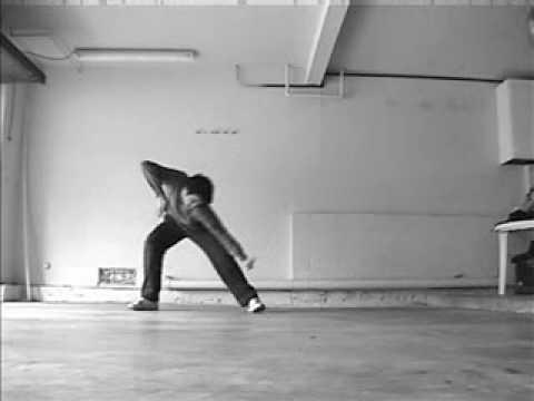Popping - уличный танец