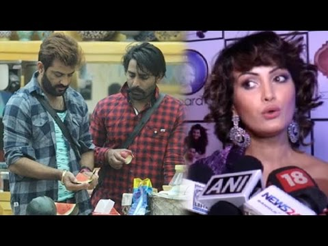Karan Mehra's Wife Nisha Raval Angry On Bigg Boss