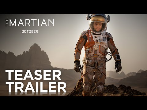 the martian - trailer ufficiale