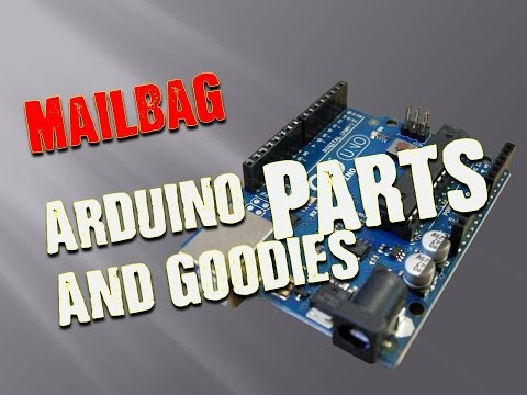 Mailbag- Even more Arduino and Electronics Goodies
