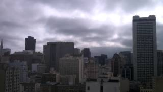 Timelapse Friday May 15, 2015
