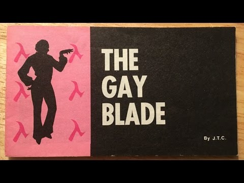 The GAY BLADE, Jack Chick Tract
