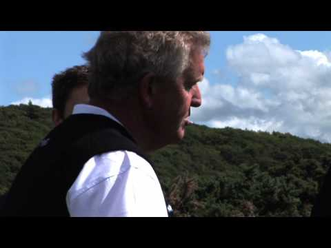 SPG Moments —  Ryder Cup Captain Colin Montgomerie Golf School in Scotland