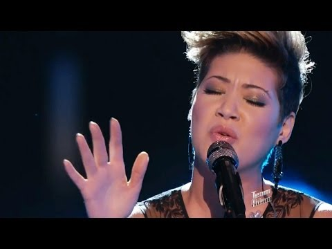 Top) - Tessanne Chin leads the pack on Top 5 Performance Night of The Voice Season 5. Will Champlin and Jacquie Lee also had a great night! ▻ http://bit.ly/ENTVSubs...