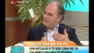 Ağır Metaller Kısırlık Yapabilir Mi? - Kanal Türk Dr. Ender Saraç - Prof. Dr. Süha Sönmez