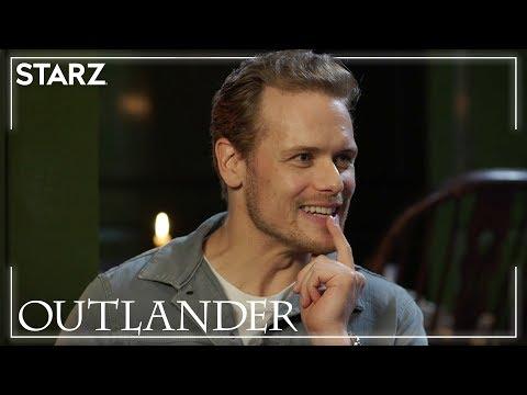 Outlander | Entertainment Tonight Interviews Sam Heughan | STARZ