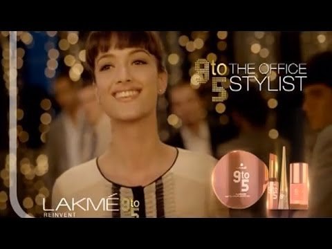Touchups - Say good bye to touch up and hello to Your Office Stylist with the Lakme 9 to 5 range.