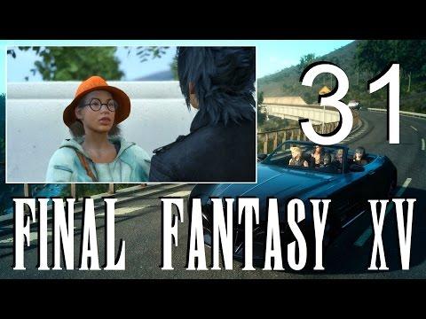 Final Fantasy 15 - Let's Play #13 - 31 - Sania wilde Wasser sind tief - Gameplay & Platin Run