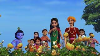 Video Little Krishna - The Legendary Warrior (with French subtitles) MP3, 3GP, MP4, WEBM, AVI, FLV November 2018