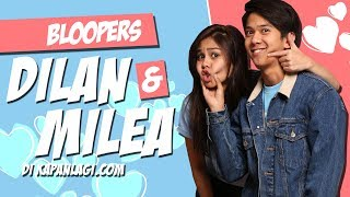 Nonton Bloopers Dilan Milea - Lebih Romantis, Gemesin & Bikin Baper! Film Subtitle Indonesia Streaming Movie Download