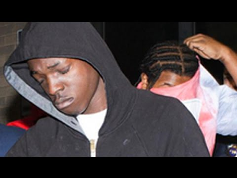 updated - Bobby Shmurda & Rowdy Rebel have been arrested & will be facing firearm & drug trafficking charges today, the 18th of December, according to a New York prose...