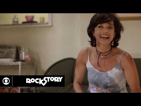 Rock Story: capítulo 163 da novela, quinta, 18 de maio, na Globo