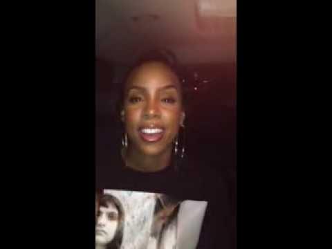 Kelly Rowland Congratulates Sevyn Streeter