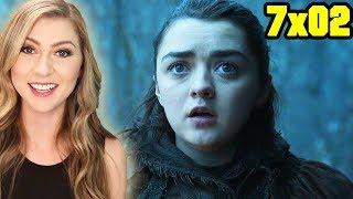 Game of Thrones 7x02 Stormborn Recap & Review SUBSCRIBE for more Katie Wilson videos! http://bit.ly/subkatie SUPPORT ME...