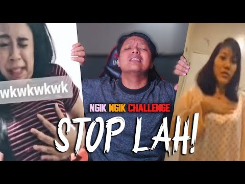 Try Not To Laugh: Edisi Ngik Ngik Challenge #bengeksampedead