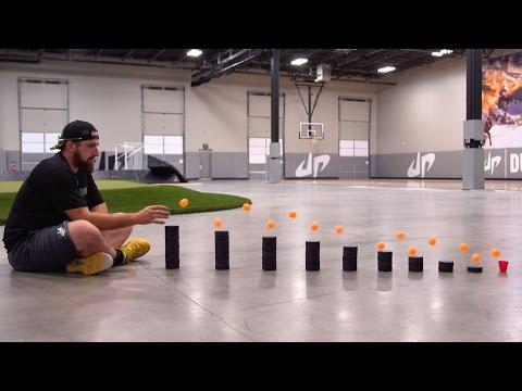 Ping Pong Trick Shots 3   Dude Perfect