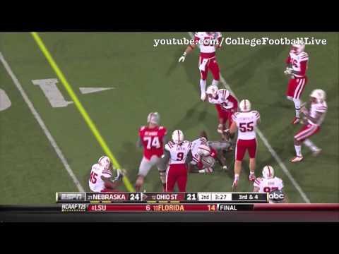 Braxton Miller vs Nebraska 2012 video.