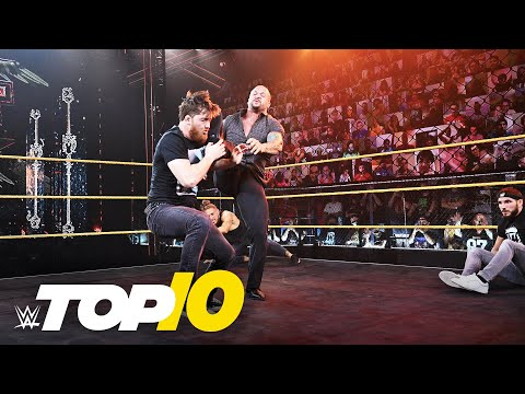 Top 10 NXT Moments: WWE Top 10, June 8, 2021