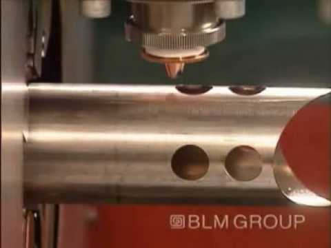 Laser Tube Cutting