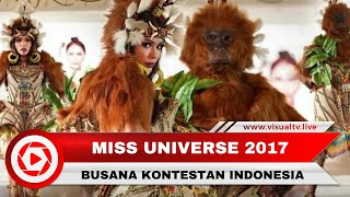 Video Deretan Baju yang Dikenakan Bunga Jelitha di Miss Universe 2017 MP3, 3GP, MP4, WEBM, AVI, FLV November 2017