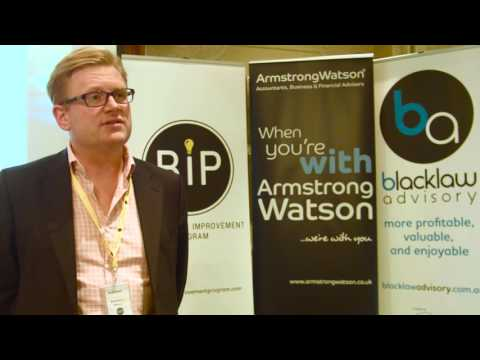Alec Blacklaw, The BIP and Client Experience - Nick Palmer, Armstrong Watson.