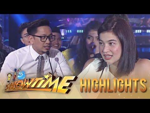 It's Showtime PUROKatatawanan: Jhong vs. Anne